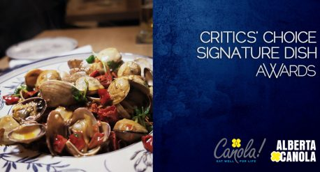 CRITICS CHOICE SIGNATURE DISH AWARDS 食評人大獎首本名菜