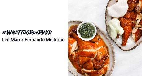 What to order YVR : Lee Man x Fernando Medrano #WhattoOrderYVR